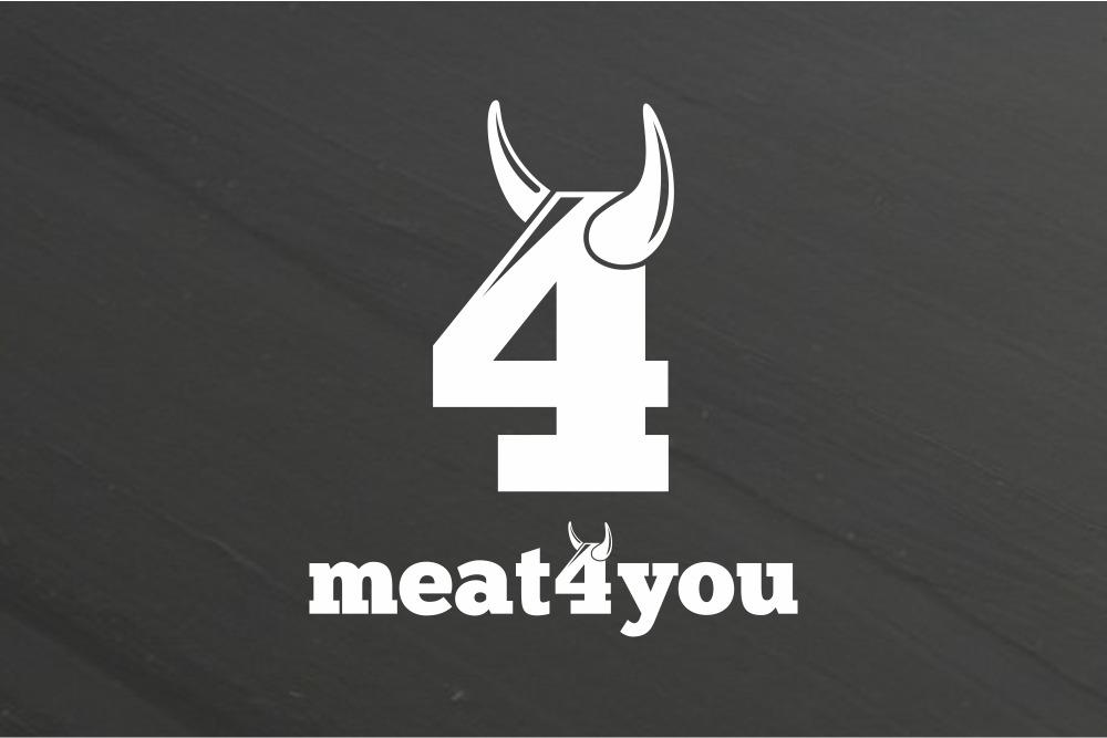 Fondue Bourguignonne Platte Standard mit Rindshuft, Kalbshuft, Schweinsnierstück und Pouletbrust