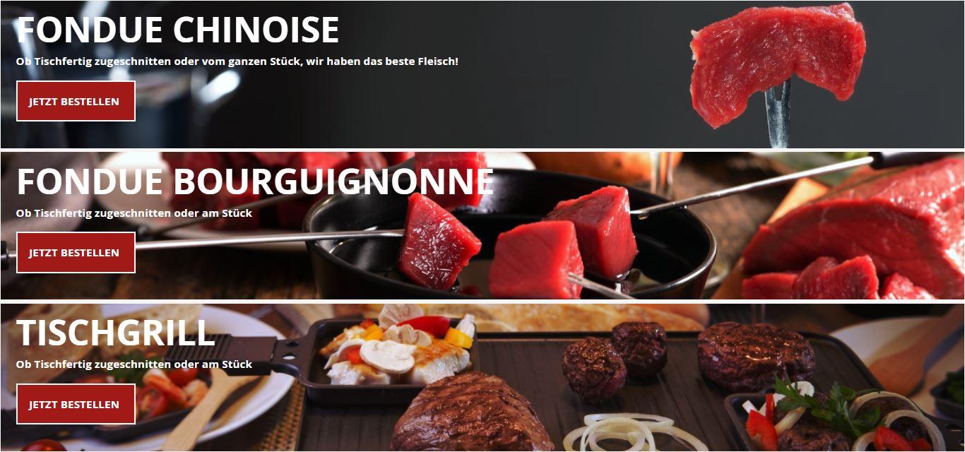 Was braucht es für ein Fleischfondue Chinoise