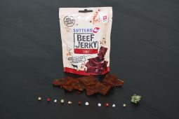Beef Jerky Chili, 32g, High Protein Snack