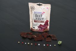 Beef Jerky nature, 32g, High Protein Snack
