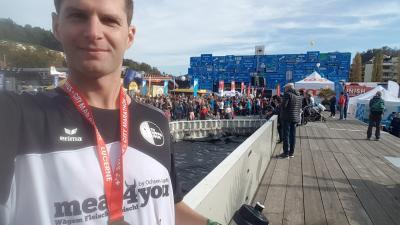meat4you.ch am Swiss Marathon 2019 mit Daniel Studer