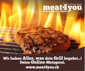 meat4you - Die Online-Metzgerei der Schweiz